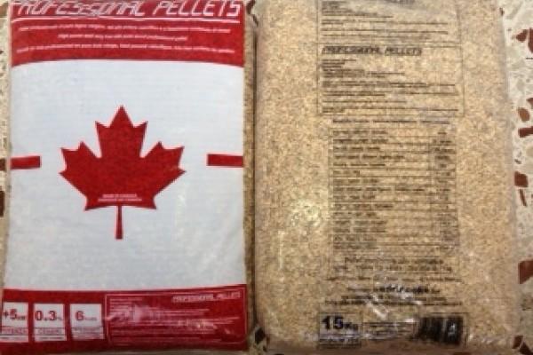 pellet canadese prezzi
