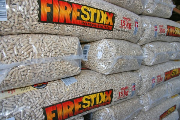 Firestixx pellet